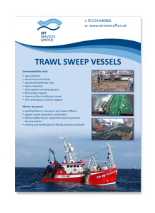 Trawl Sweep Vessels